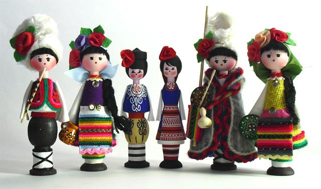 ローズオイル人形イメージ1